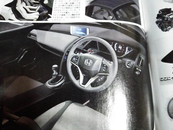 All new Honda S660 brochure leak from headlightmag.com